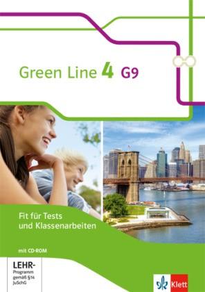 Green Line G9, Ausgabe ab 2015 - 8. Klasse, Fit für Tests und Klassenarbeiten, m. CD-ROM