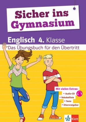 Sicher ins Gymnasium Englisch 4. Klasse, m. Audio-CD - Das Übungsbuch für den Übertritt