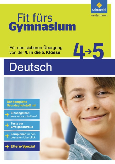 Fit fürs Gymnasium - Intensiv-Trainer