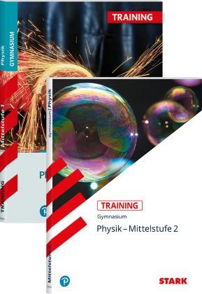 Training Physik, Gymnasium - Physik Mittelstufe, 2 Bde.. Bd.1+2