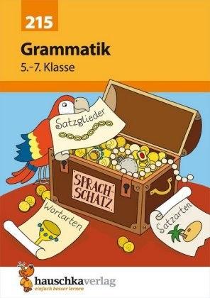 Hauschka Trainingsbücher und Lernprogramme - Grammatik 5.-7. Klasse