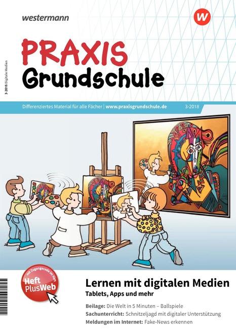 Praxis Grundschule: Fachbeiträge, Unterrichtsideen und Arbeitsblätter