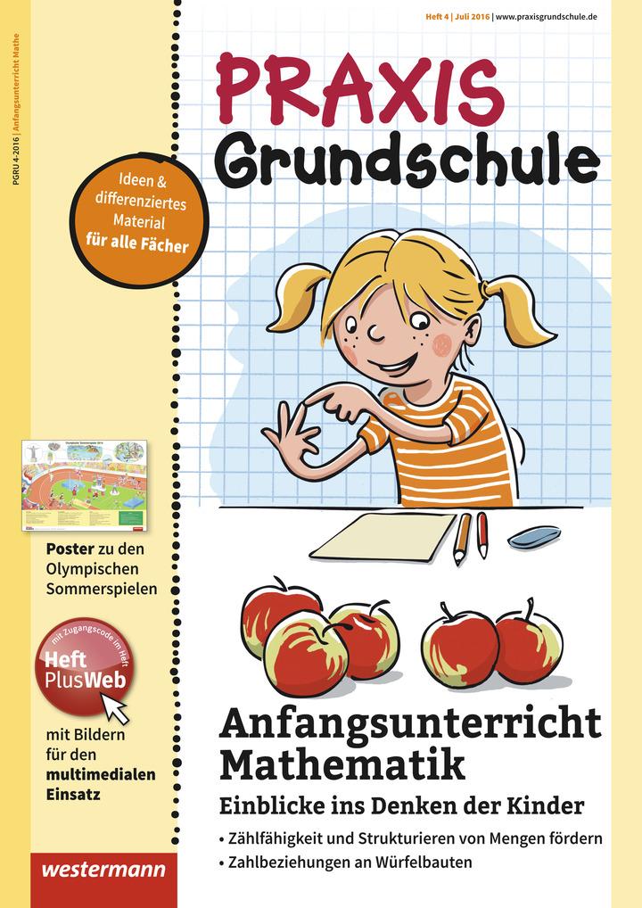 Praxis Grundschule - Anfangsunterricht Mathematik – Einblicke ins ...
