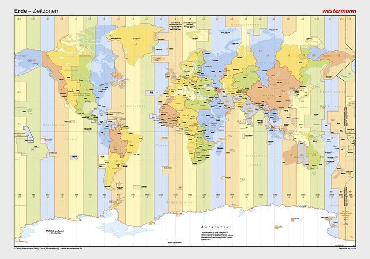 Zeitzonen Japan