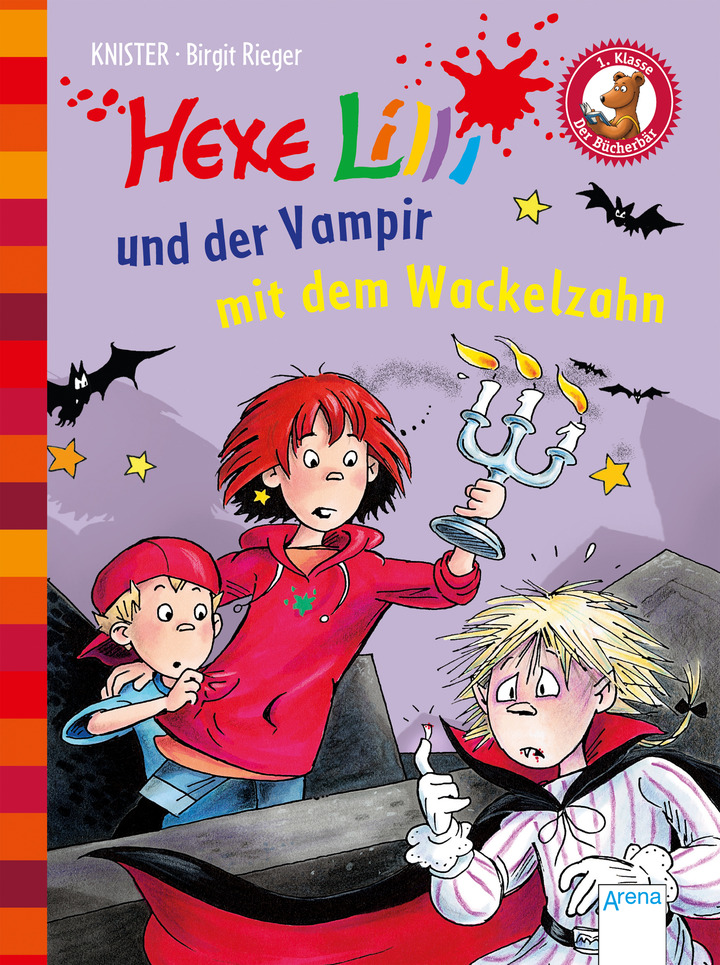 Hexe Lilli und der Vampir mit dem Wackelzahn - Der