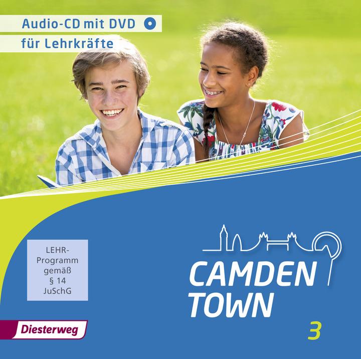 camden town allgemeine ausgabe 2012 f r gymnasien audio cd 3 mit dvd f r lehrer diesterweg. Black Bedroom Furniture Sets. Home Design Ideas