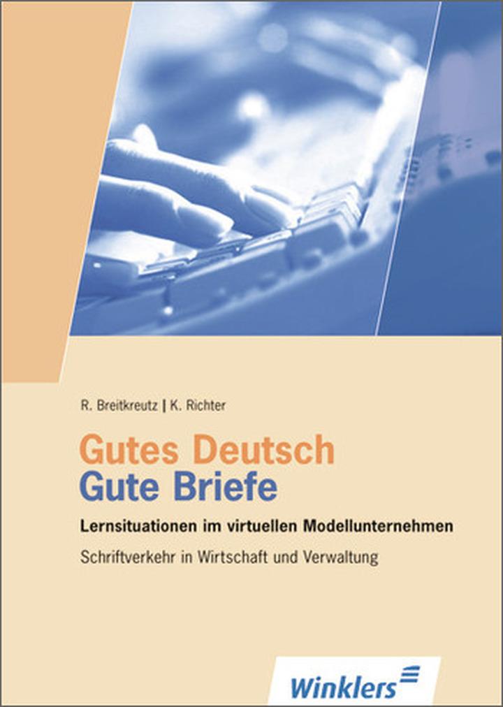 Briefe Mit Vergifteter Cd : Gutes deutsch gute briefe lernsituationen im