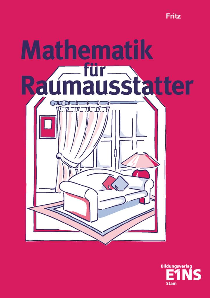 Mathematik f r raumausstatter sch lerband westermann for Raumausstatter beruf
