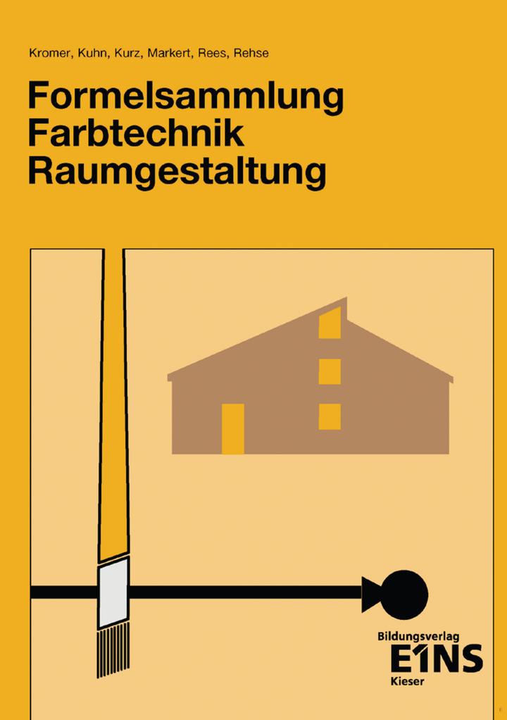 Formelsammlung farbtechnik raumgestaltung bildungsverlag eins for Raumgestaltung einzelhandel