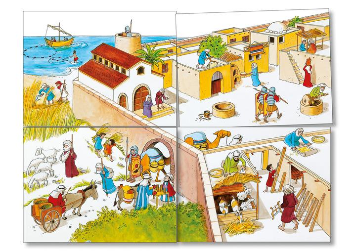bausteine f r den religionsunterricht bibelbilder zum neuen testament box ii verlage der. Black Bedroom Furniture Sets. Home Design Ideas