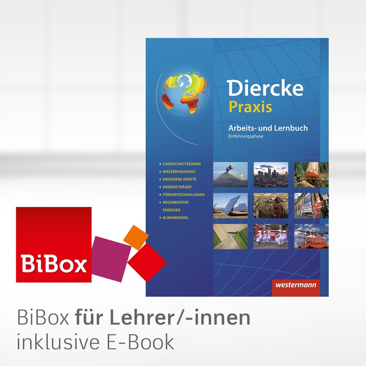 diercke praxis sii arbeits und lernbuch ausgabe 2014 bibox digitale. Black Bedroom Furniture Sets. Home Design Ideas