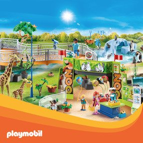 Playmobil Mein Zoo