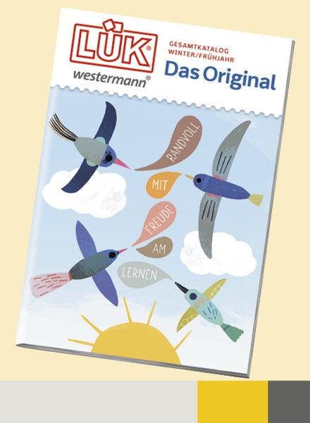 LÜK Katalog Winter/Frühjahr 2021