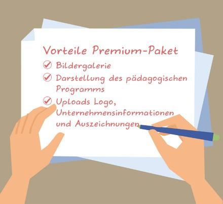 experito Premiumpaket Vorteile