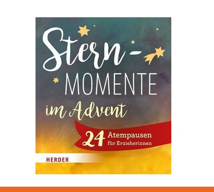 Adventskalender - Sternmomente im Advent