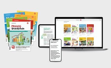 Abonnement print, digital und für Schulen