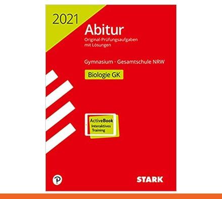 Abitur 2021 - Nordrhein-Westfalen