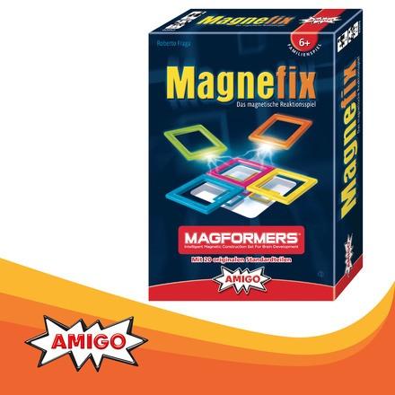 Magnefix – Das magnetische Reaktionsspiel