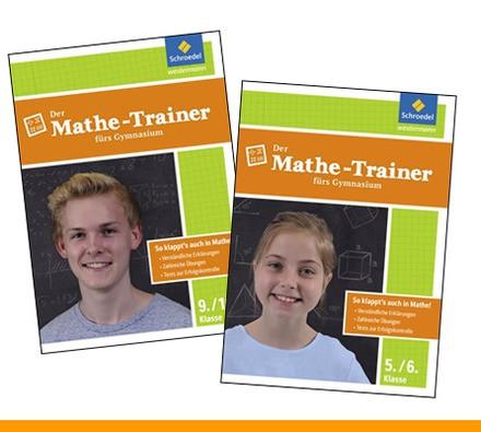 Der Mathe-Trainer / Der Physik-Trainer