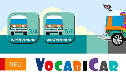 VocabiCar App