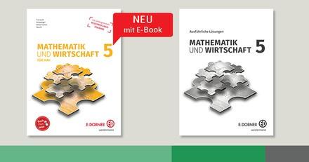 Mathematik & Wirtschaft Schulbuch HAK