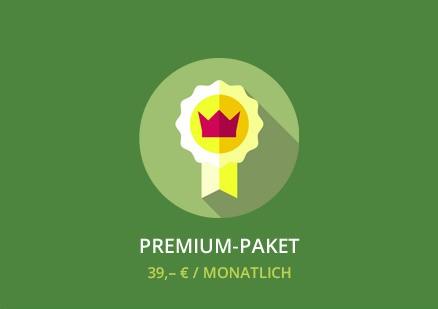 Premiumpaket Experito erwerben
