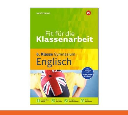 Fit für die Klassenarbeit Englisch