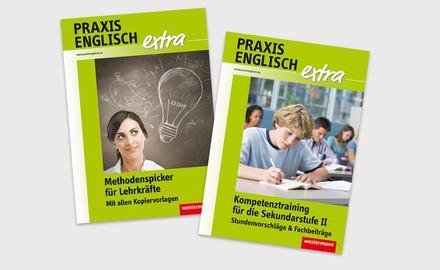 Zeitschrift Praxis Englisch extra Zusatzprodukte