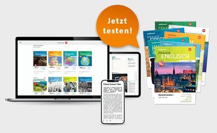 Probe-Abo print+digital Westermann Sekundarstufen Fachzeitschrift