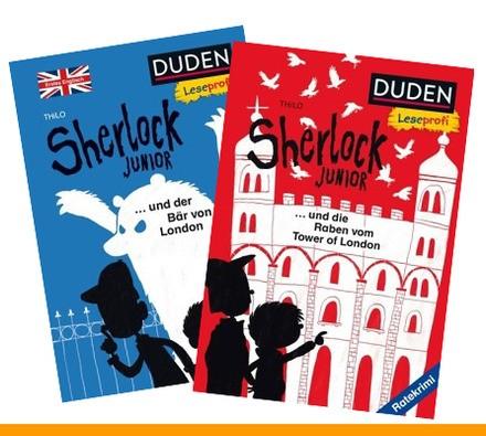 Englisch lernen - Sherlock Junior DUDEN