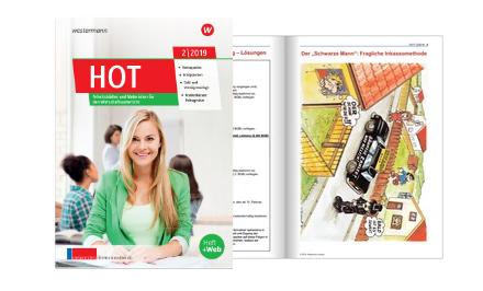 HOT Arbeitsblätter und Materialien für den Wirtschaftsunterricht