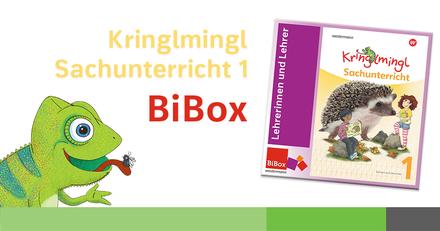Kringlmingl Volksschule Sachunterricht BiBox digital