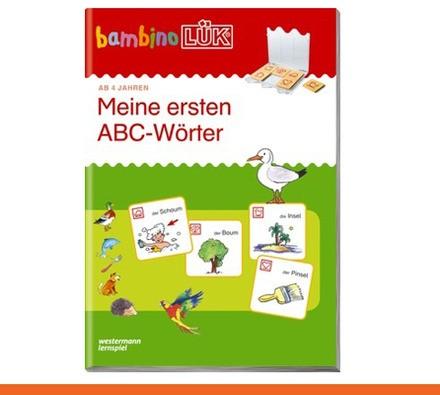 bambinoLÜK Meine ersten ABC-Wörter