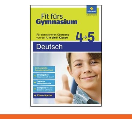 Fit fürs Gymnasium Deutsch