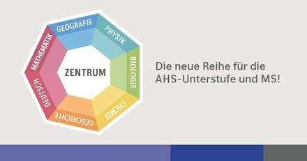 Schulbuchreihe Zentrum für die Mittelschule Österreich