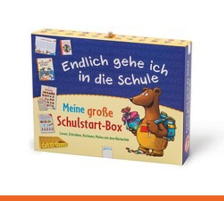 Bücherbär Box