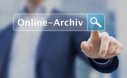 Suche im Online-Archiv der Zeitschriften für die Sekundarstufe