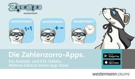 Zahlenzorro-Apps
