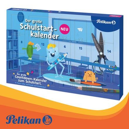 Pelikan Countdownkalender