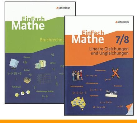 EinFach Mathe