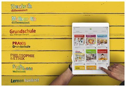 Suche im Online-Archiv der Zeitschriften für die Grundschule