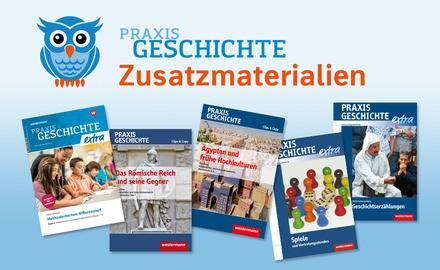 Praxis Geschichte extra Zusatzmaterial Clips & Copy DVD