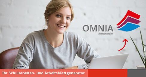 OMNIA Schularbeitengenerator Westermann Gruppe Österreich
