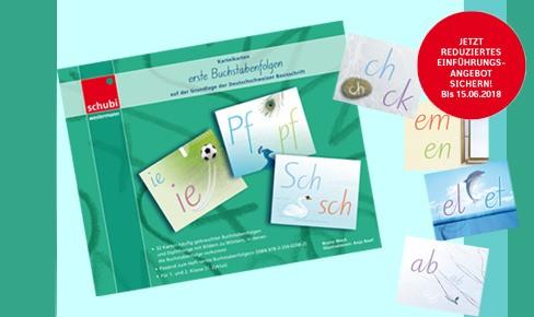 Deutschschweizer Basisschrift erste Buchstabenfolgen