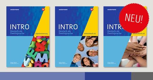 INTRO Reihe für Deutsch als Zweitsprache