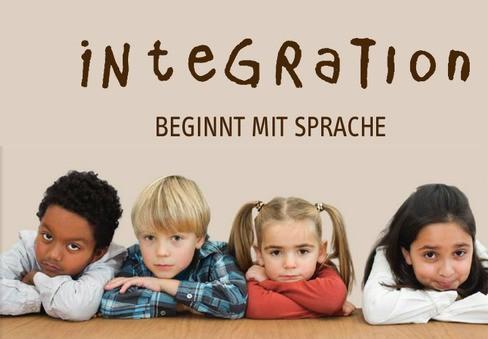 Integration beginnt mit Sprache