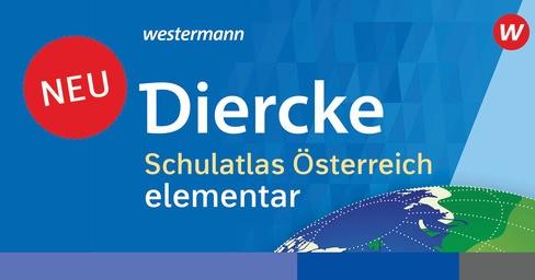 Schulatlas Österreich Diercke elementar