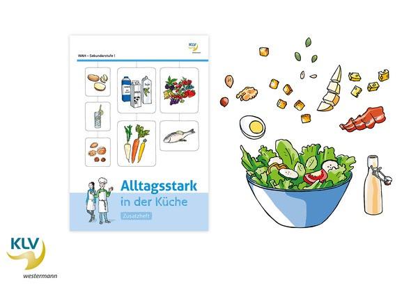 Neues Zusatzheft: Alltagsstark in der Küche