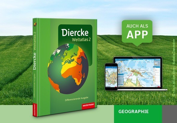 Diercke 2- Der Regionalatlas