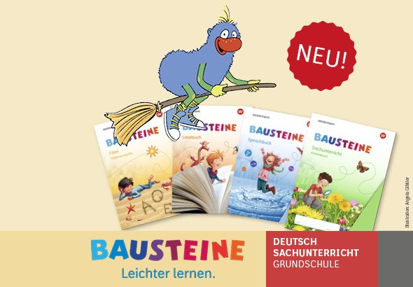 Bausteine - die Schulbuchreihe für die Grundschule